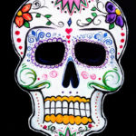 day of the dead, DOTD, Halloween, sip & paint, paint parties, local activities, bars, BYOB, harvest, fall, autumn
