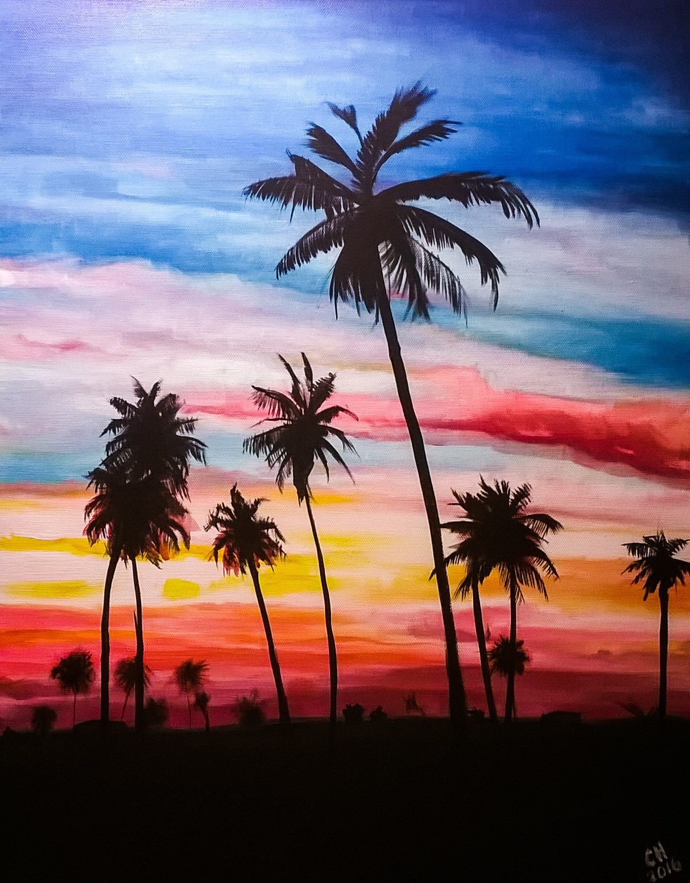A22 I_d Rather be Here - Sip and Paint Parties in Bartlett, IL