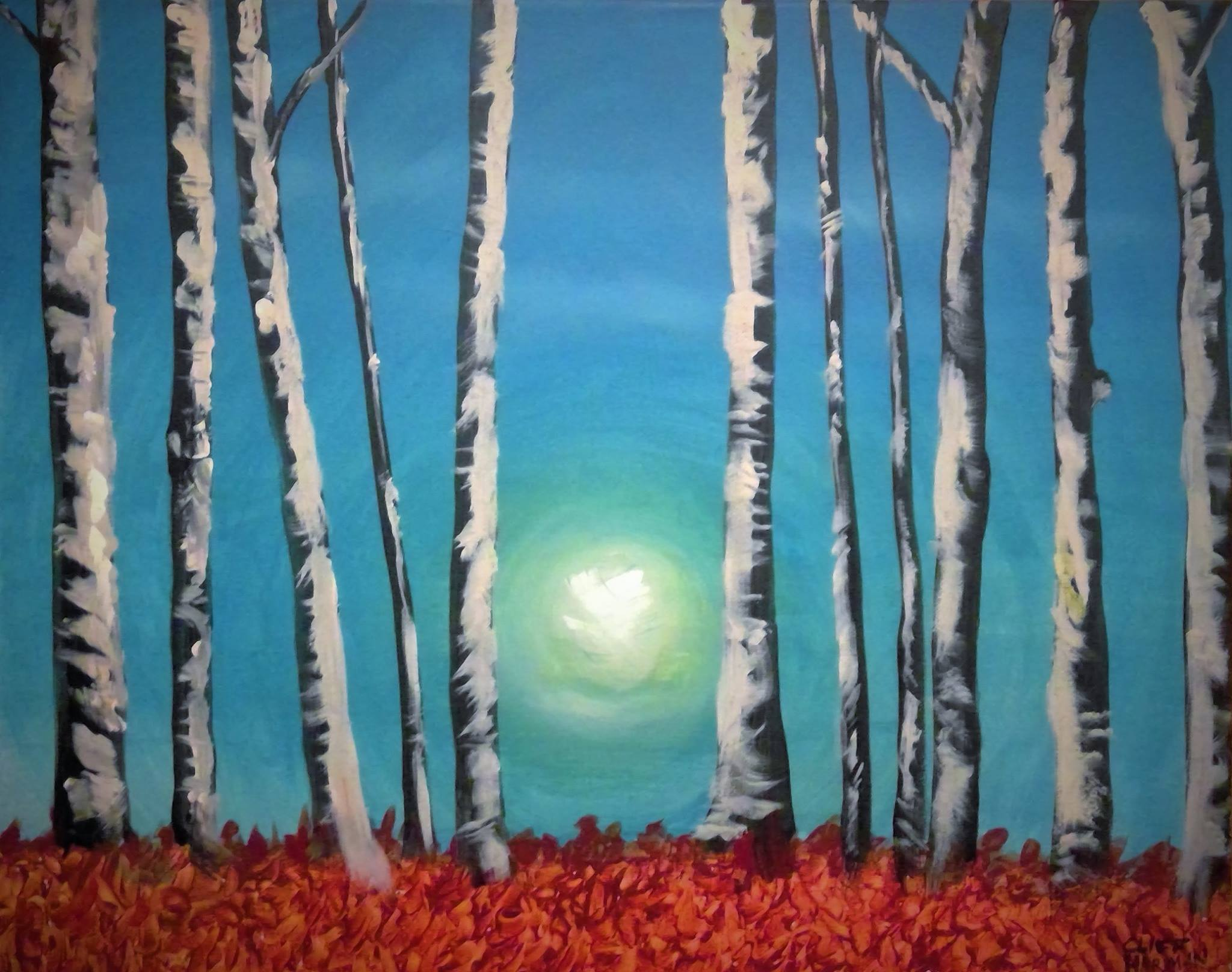 A28 Birch Please - Sip and Paint Parties in Bartlett, IL