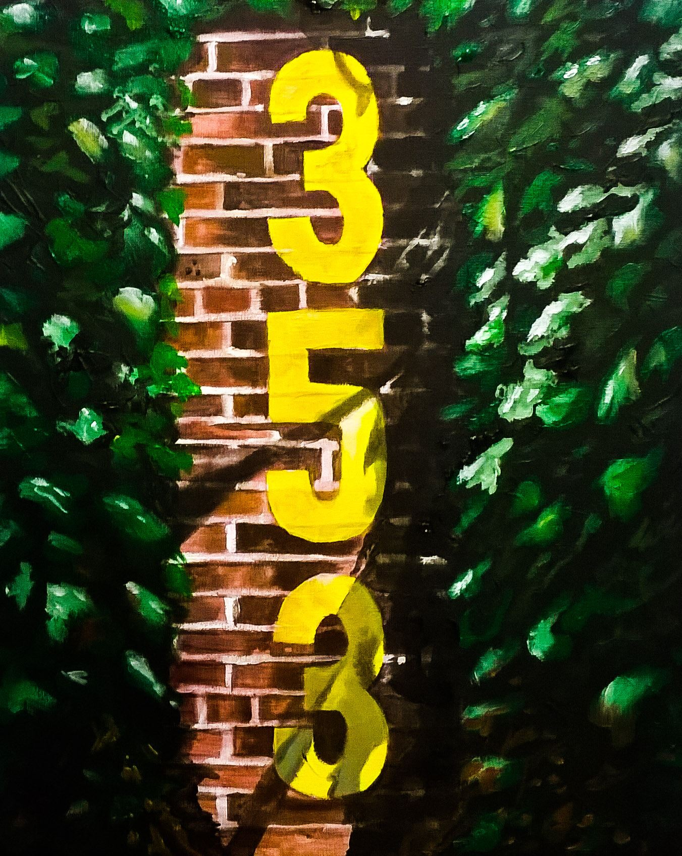 A4 Wrigley 353 Marker - Sip and Paint Parties in Bartlett, IL