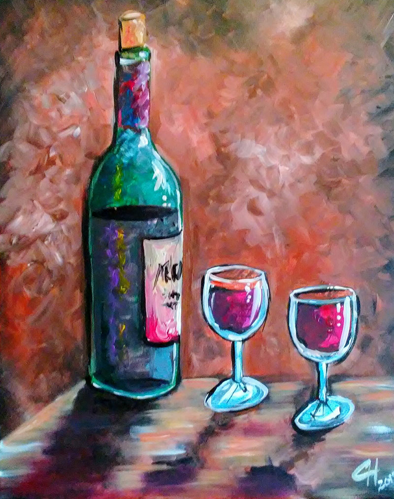 A58 Live, Laugh, Drink - Sip and Paint Parties in Bartlett, IL