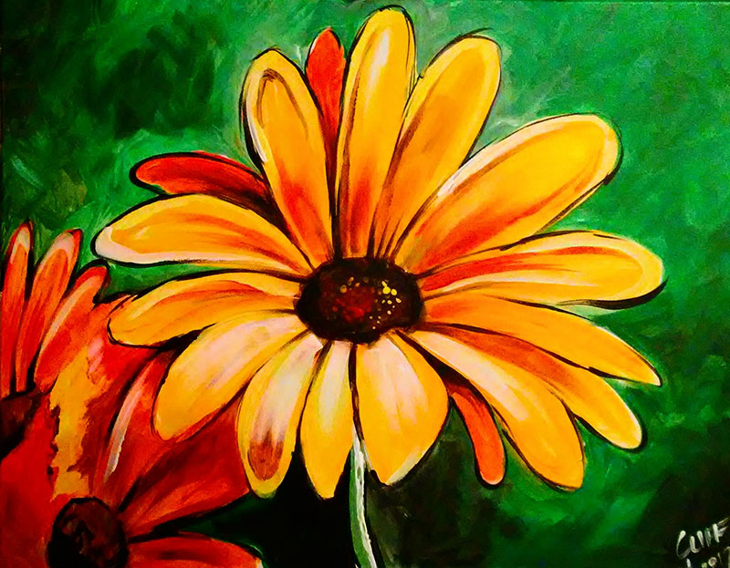 A62 Spring Fields - Sip and Paint Parties in Bartlett, IL