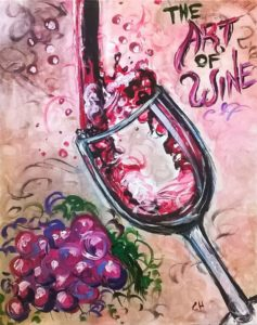 The Art of Wine, Aliano's Ristorante, East Dundee