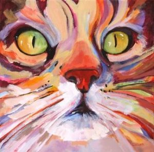 Charity Sip & Paint - Animal Painting