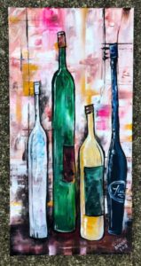 sip & paint, paint parties, paint party, local activities, bars, BYOB