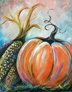 sip & paint, paint parties, paint & sip, local activities, fall paintings, bars, BYOB